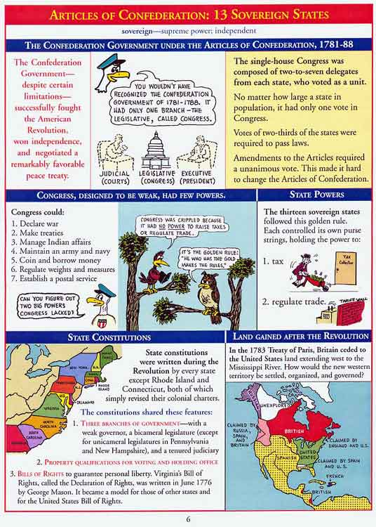 Adventure Tales Of The Constitution Of The United States